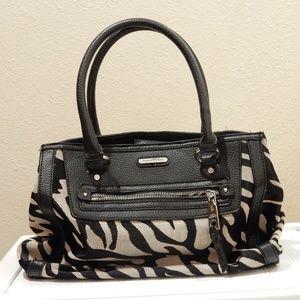 Dana Buchman animal print purse
